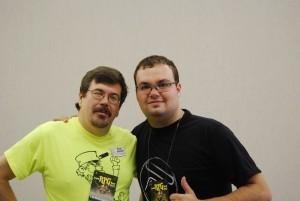Steve Jackson e Eu!