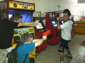 Retrogamers em Curitiba