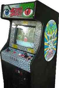 Altered Beast (Arcade), 1988