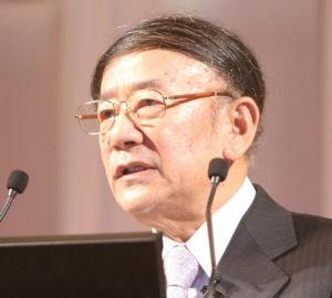 Hayao Nakayama, presidente da SEGA falecido em 1997
