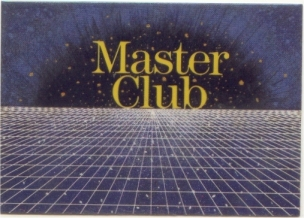 Carteirinha do Master Club