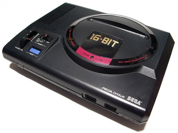 O Mega Drive japonês (nem sempre eles eram mesmo japoneses)