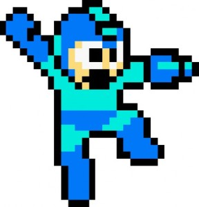Mega Man? Só no NES.