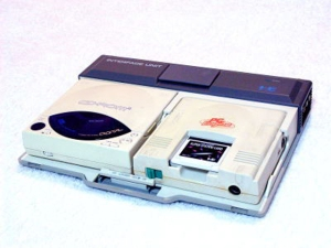 PC Engine CD-ROM²