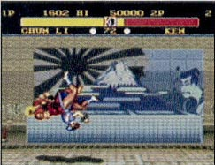 Beta mal-feito de Street Fighter II