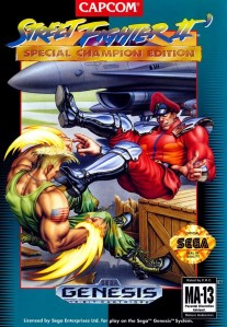 Street Fighter II Special Champion Edition (Capcom, 1993)